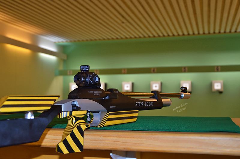 Schießsport - Langwaffen