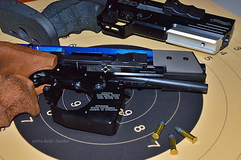 Schießsport - Kurzwaffen